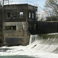 Walter Hill Hydroelectric Station