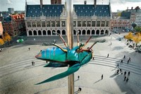 Jan Fabre's Beetle Totem