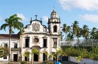 Basilica and Monastery of St. Benedict, Olinda