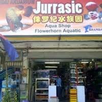 Jurrasic Aqua Shop GO