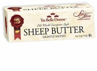Goat and Sheep Butter