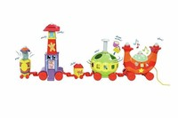 Ninky Nonk Musical Activity Train