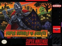 Super Ghouls ​'n Ghosts​