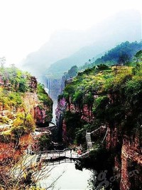 Guoliang Scenic Area