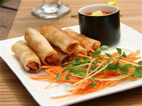 Por Pia Tord (Fried Spring Roll)