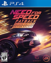 Need for ​Speed Payback​