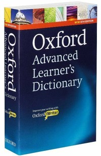 Oxford ​Advanced Learner's Dictionary​