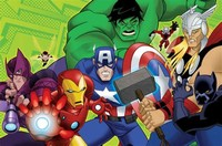 The ​Avengers: Earth's Mightiest Heroes​