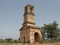 Cantonment Church Tower