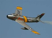 North ​American F-86 Sabre​