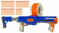1 N-Strike Raider Rapid Fire CS-35 Dart Blaster