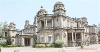 Pratap Vilas Palace & Peter Scott Nature Park