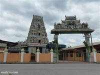 Sri Nagara Thandayuthapani Temple