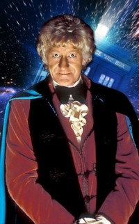 Jon Pertwee (The Third Doctor, 1970-1974)