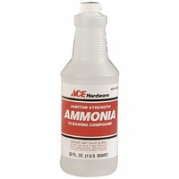 Ammonium Hydroxide (NH4OH) or Ammonia Water
