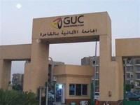 German ​University in Cairo​