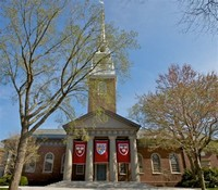Memorial Church of Harvard University