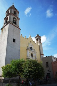 Texcoco Cathedral