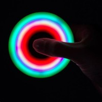 Top 6: LED Lighting ABS Tri-Spinner