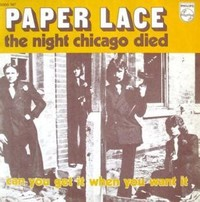 The Night ​Chicago Died​