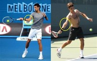 Flat Forehand and Backhand