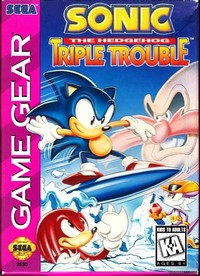 Sonic the ​Hedgehog: Triple Trouble​