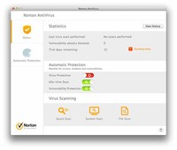 2 Norton Security for Mac