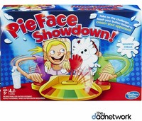 Pie Face Showdown