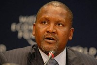 Aliko Dangote $144 Billion