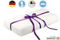 #4 Memory Foam Pillow From Smarter Rest