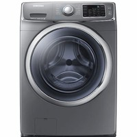 Samsung- High-Efficiency Front-Loading Laundry Featuring 42 CF Washer