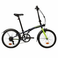 B'Twin Hoptown 320 Folding Bike