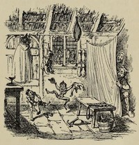 The Elves and the Shoemaker – Brothers Grimm