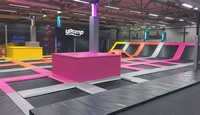 Yoump Trampoline Park Linkoping