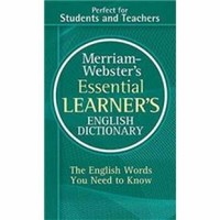 Merriam-​Webster's Advanced Learner's English Dictionary​