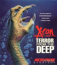 X-COM: ​Terror From the Deep​