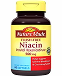 20 mg of Niacin