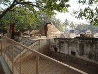 Ruins of Tippu Sultan's Palace