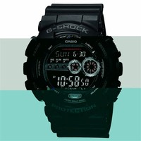 Casio G-Shock GD100-1BCR
