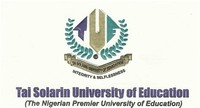 Tai Solarin ​University of Education​