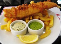 Fish and ​Chips​