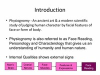 Characterology, the Study of Character