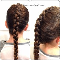 The Four Strand Braid