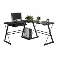 Walker Edison Soreno 3-Piece Home Office Desk