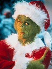 How the ​Grinch Stole Christmas​