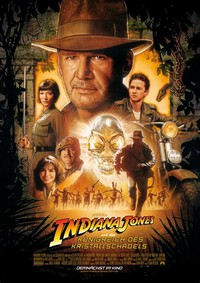 Indiana Jones ​and the Kingdom of the Crystal Skull​