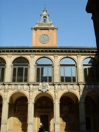 Archiginnasio of Bologna