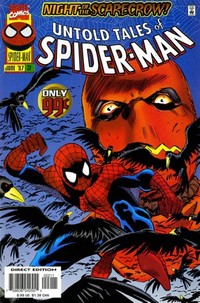 Untold Tales ​of Spider-Man​