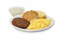 Chick-fil-A: Breakfast Sausage Platter (810 Calories)