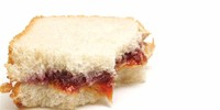 Peanut Butter ​and Jelly Sandwich​